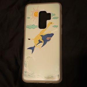 🦈🦒 Galaxy S9 PLUS Phone Case